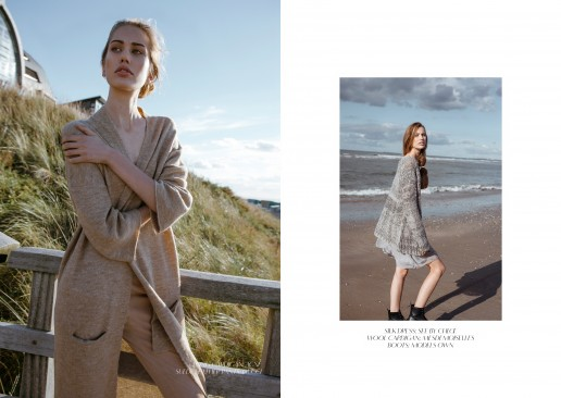 Editorial for LUCY'S MAGAZINE by Sebastian Brüll
