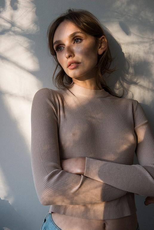 Anna Wilken photographed by Sebastian Brüll