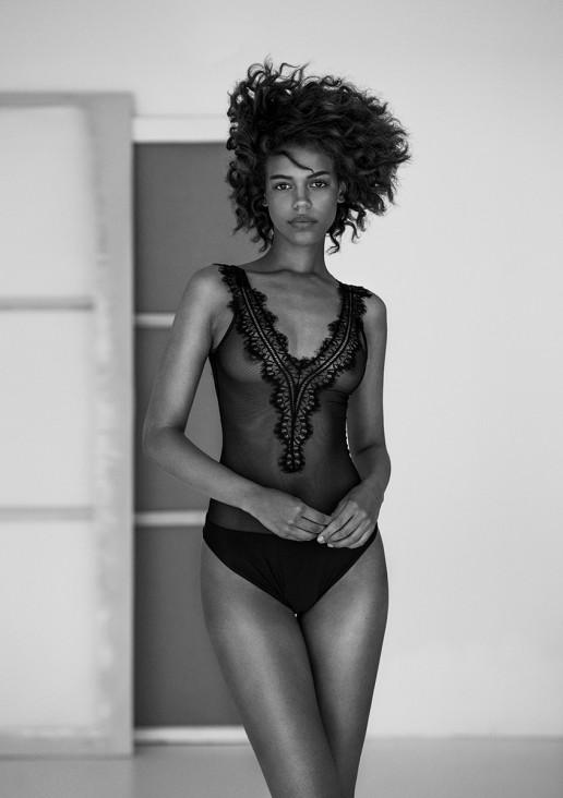 Lisa Washington shot by Sebastian Brüll