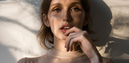 Anne Wilken photographed by Sebastian Brüll