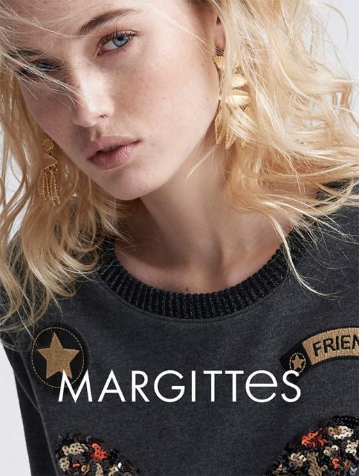 Margittes Campaign shot by Sebastian Brüll