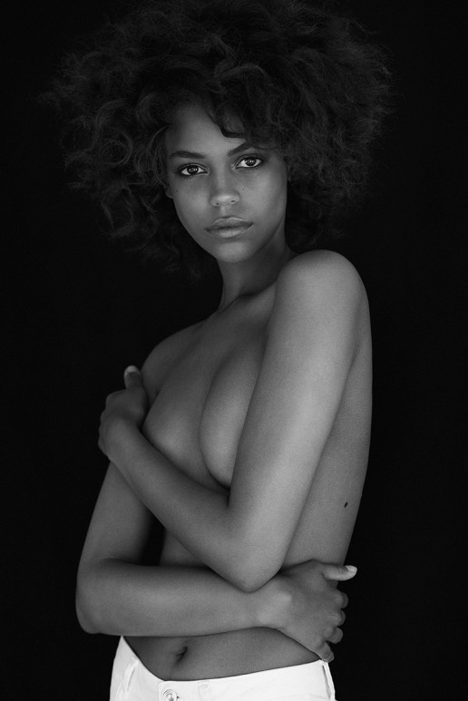 Lisa Washington shot by Sebastian Brüll