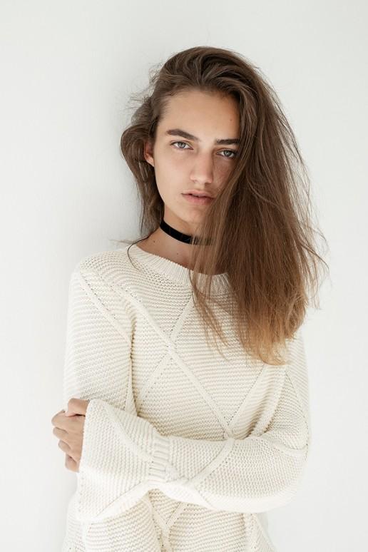 Greta photographed by Sebastian Brüll