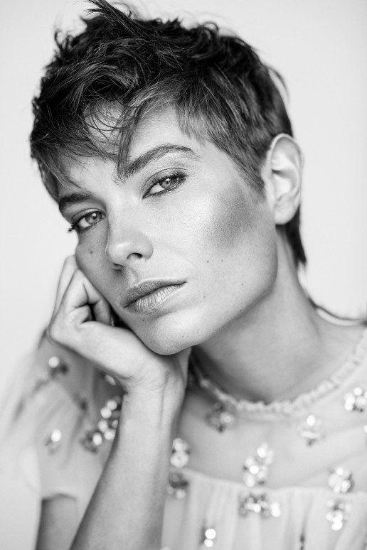 Juliana photographed by Sebastian Brüll