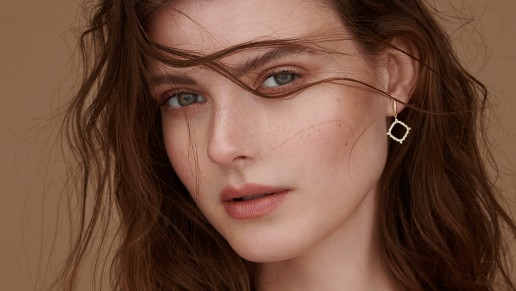 Grafenberg jewelry campaign photographed by Sebastian Brüll