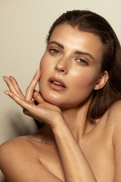 Beauty photographed by Sebastian Brüll